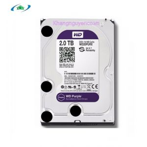 Ổ cứng camera HDD Western Purple 2TB
