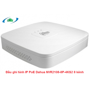 Đầu ghi hình 8 kênh DHI NVR2108HS-4KS2