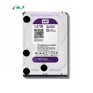 Ổ cứng PC Western Purple  WD PURPLE 1.0TB