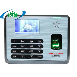 X629 Pro Ronald Jack máy chấm công vân tay và thẻ