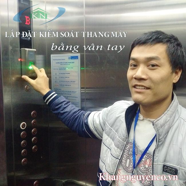 Giải pháp kiểm soát thang máy